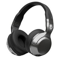 SKULLCANDY Hesh Silver Over-Ear langaton Mic