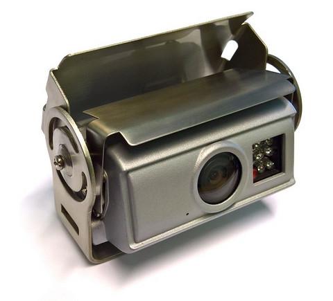 Echomaster peruutuskamera moottoriläpällä