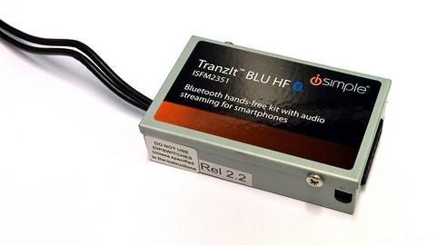 iSimple Tranzit Blue HF