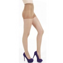 15 Denier Body Control Sheer Tights- Matt Natural