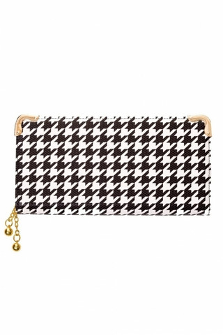 Dog Tooth Wallet