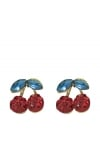 Cherry Diamante Earrings