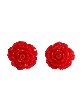 English Rose Studs