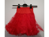 Children's Red Petticoat