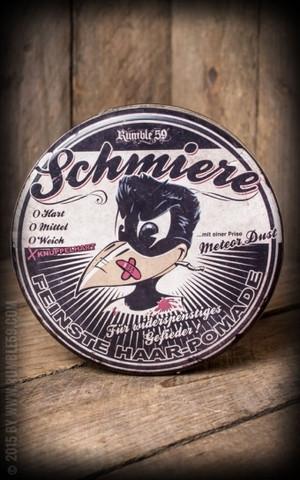 Schmiere Rock Hard -Pomade