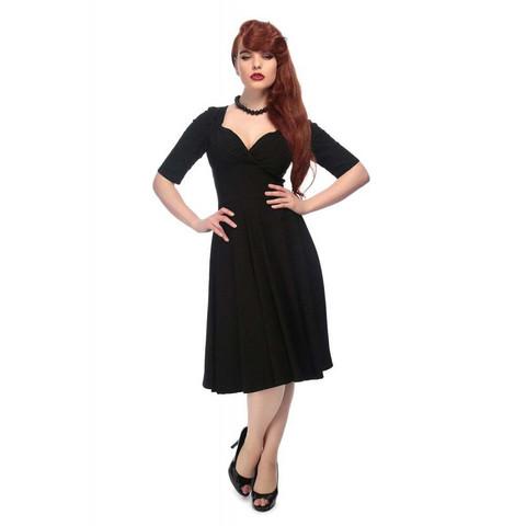 Trixie Doll Dress Black