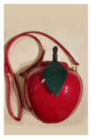 Apple Novelty Bag, omenalaukku