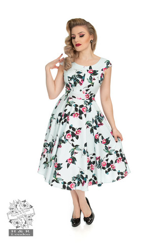 Mademoiselle Swing Dress, kellomekko