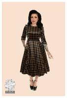 Luna Swing Dress, kellomekko