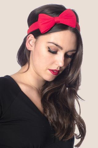 Dionne Bow Headband, hiuspanta