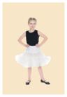 Kids Petticoat, lasten tyllialushame, valkoinen