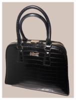 Lotta Mock Croc Handbag, käsilaukku