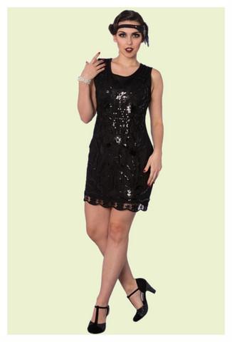 The Great Gatsby Dress, kynämekko