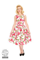 Kellomekko, Sweet Rose Swing Dress