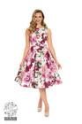 Alice Floral Swing Dress, kellomekko