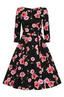 Ava Floral Swing Dress, kellomekko