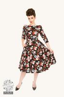 Tara Floral Swing Dress, kellomekko