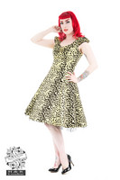 Arianna Leopard Dress