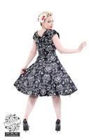 Fantasy Floral Off Shoulder Dress (M-koko)