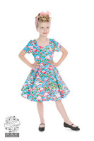 Flamingo Dress (Kids), lasten kellomekko