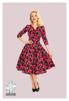 English Rose Tea Dress, kellomekko