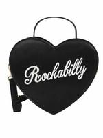 Bina Rock and Roll/Rockabilly Bag, käsilaukku