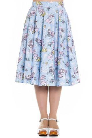 5428 Andrina 50´s skirt