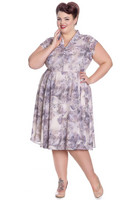 4694 Skye dress, plus size