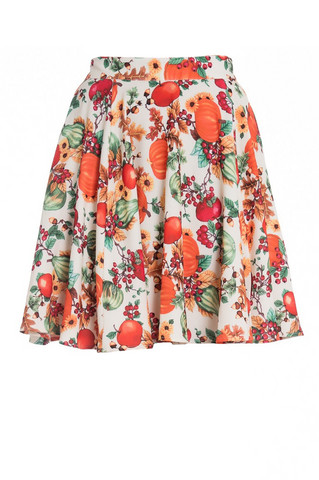 5445 Autumn skirt