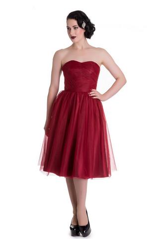 4504 Tamara mekko, red