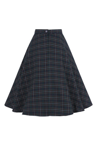 5451 Peebles 50´s skirt, grn