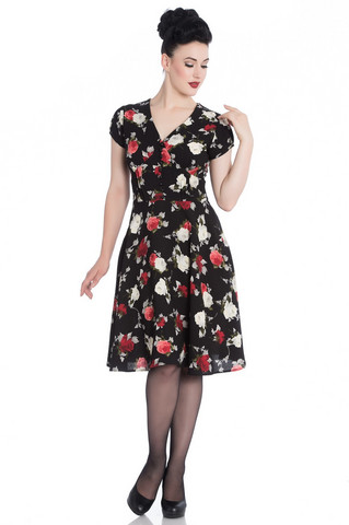 4749 HELL BUNNY Valentina dress - XS, S