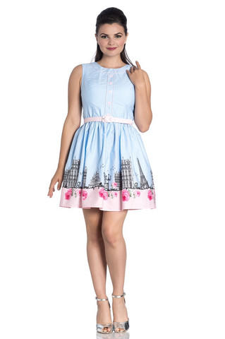 4787 PANAME MINI DRESS