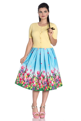 5479 ANGELIQUE 50´S SKIRT