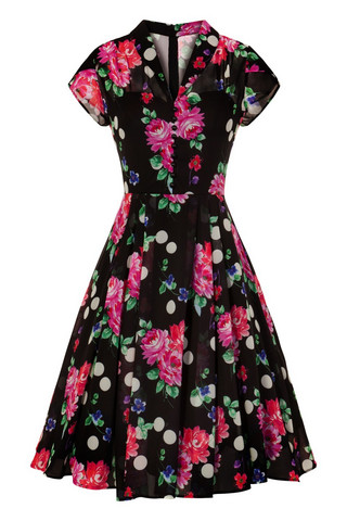 4425 BLOOMSBURY 50´S DRESS