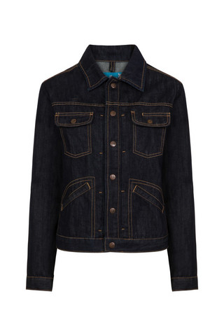 8075 INDIANA DENIM JACKET
