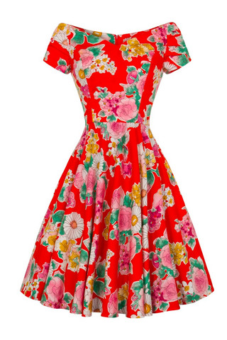 4807 MARQUERITA 50´S DRESS