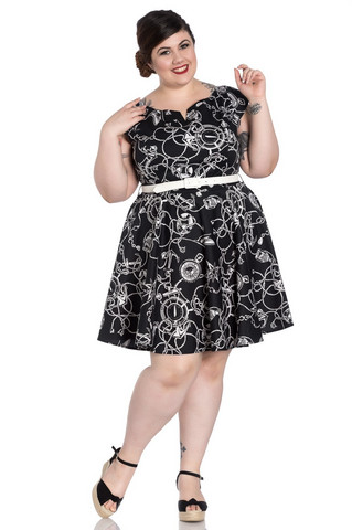 4782 MISTRAL MINI DRESS, plus size