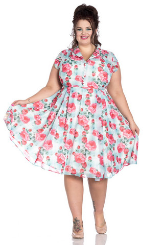4785 SUZANNAH DRESS, plus size