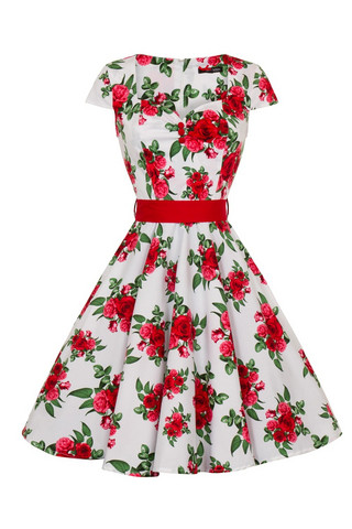 4813 HELL BUNNY LORENE DRESS