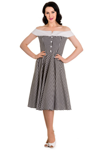 4449 Mary Ann dress/ KOOT M, L