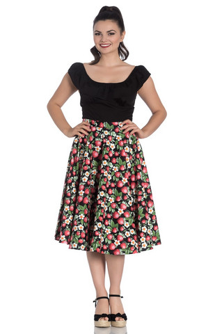 5482 Strawberry Sundae 50´s skirt