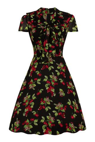 4833 HELL BUNNY CHARLOTTE DRESS