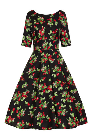 4832 HELL BUNNY CHERIE 50S DRESS