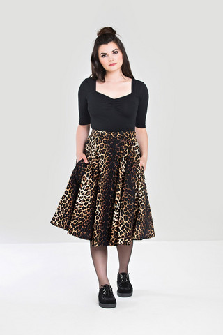 5505 Panthera 50´s skirt