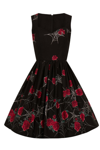 4838 HELL BUNNY SABRINA 50´S DRESS