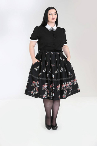 5510 Laeticia 50´s skirt, plus size