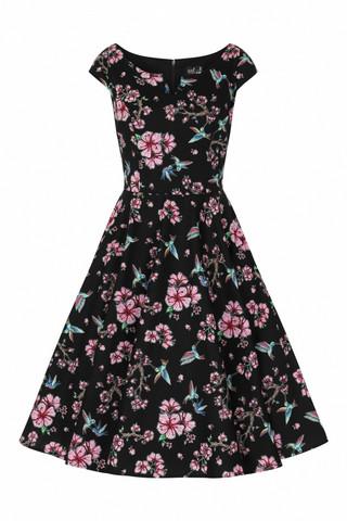 40052 HELL BUNNY MADISON 50´S DRESS
