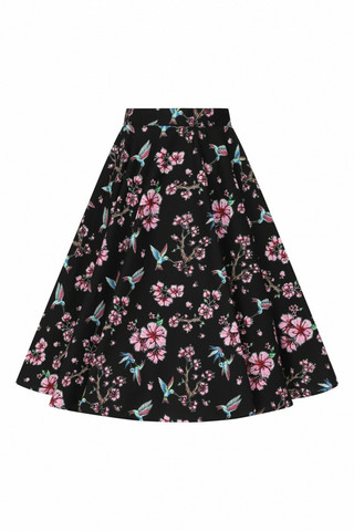 50025 HELL BUNNY MADISON 50´S SKIRT