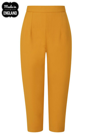 50061 Amelie Cigarette trousers, must